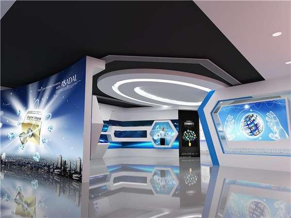 杰赛展厅设计