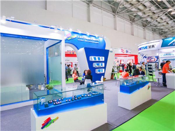 2018年华太耗材展展位设计搭建-珠海捷创国际会展服务有限公司