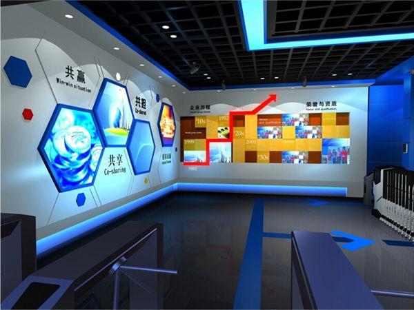 捷顺展厅设计-珠海捷创国际会展服务有限公司